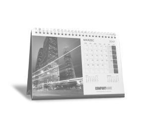 firmowe kalendarze reklamowe Biurkowe