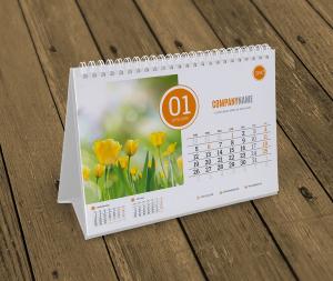 kalendarze na biurko KB10-W3