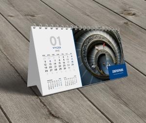 kalendarze biurkowe 2018