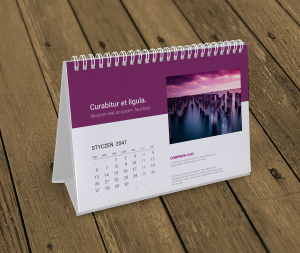 kalendarz biurkowy KB10-W13