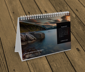 kalendarz biurkowy KB10-W14