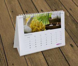 kalendarz biurkowy KB10-W9